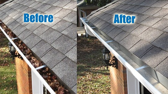 Spring Gutter Cleaning - AP Painting Solutions